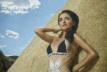 Crochet Swimwear / Crochet swimsuits are so popular right now. They can be really cute! Here are some of the best. / by Crochet Concupiscence