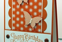 Stampin Up - Perfectly Penned / by Whitney Ulsas