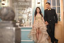 Prewed dress