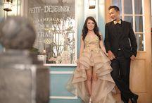 Prewed dress