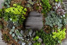 PH Garden {INSPIRATION} / Note: the arrangements seen here are not our work, we are simply admires of each image.