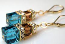 earring cristal