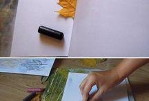 jesenné výtvory
