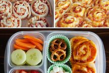 School lunch and snacks