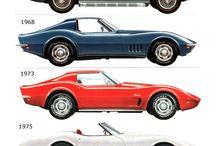Carros-Modelos antigos