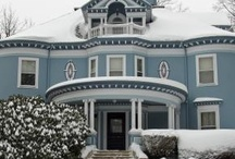 Victorian Homes I Love... / by ~Emily Ream~