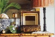 TROPICAL / BRITISH COLONIAL INTERIOR DESIGN & STYLE