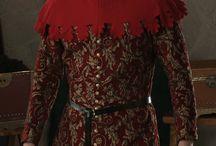 Vestiario 1410-1430 (Europa)