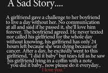 Sad story's