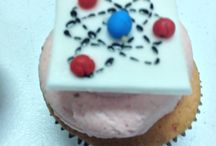 Mad Science at Cupprimo Cupcakery / Cupcake creations that our clever bakers come up with for our wonderful customers