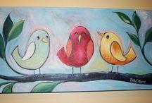 MADARAK / BIRDS