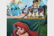 deniz kızı ariel / Little mermaid ariel