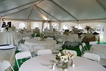 Tented Weddings / by Batcheller Mansion