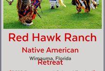 Red Hawk Ranch Native American Retreat