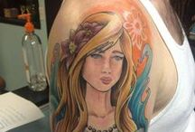 Beloved Tattoo Studio Work