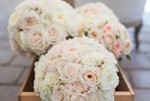 esküvői virág dekor