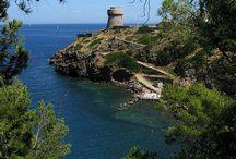 Isole toscane / Immagini dell'arcipelago toscano