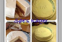 Kage - Cake / Mine kager :-)