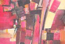 ACRYLICS by NICOLE PAYEN / Peintures originales personnelles