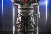 Concept - Space Suit / Suits that can go in space!