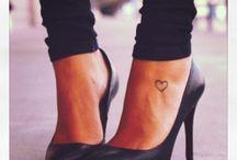 Tattoo - Foot