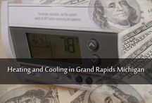 Get heating and cooling in Grand Rapids Michigan