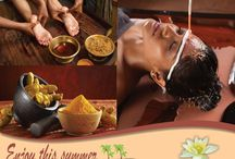 "Exclusive summer offer…. / ""The White Lotus"" An Ayurveda Wellness Destination introducer Exclusive summer offer…."
