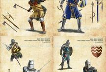 рыцари