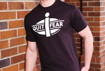 I Quit Fear Gear / Represent your efforts to quit fear in your life with I Quit Fear Gear!