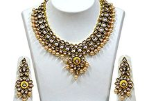 Prime Fast Delivery Bollywood Necklace Set