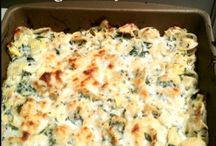 Recipes Mama Mia Pasta / by Lynn Morris