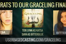 UBC Actors and Actresses for GRACELING!