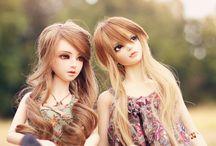 Bambole sorelle