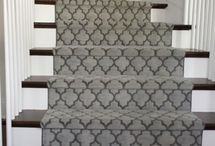 upholstered staircases