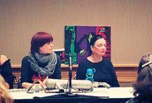 Women in Horror Panel