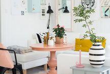 Wohnzimmer / Das Wohnzimmer – unser Lieblingsraum. Wir lieben zwar unser derzeitiges Wohnzimmer, freuen uns aber schon, irgendwann das Wohnzimmer in unserem eigenen Haus einzurichten. Dafür sammeln wir hier Inspirationen.