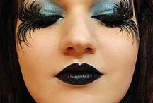 maquillajes hallowen