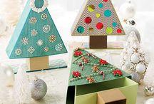Christmas Ideas / Paper Craft