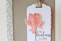 Greeting cards / by Sandi Trudel