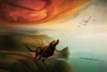 Peter van Straten Oil Paintings