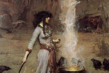 Everyday Magic / Posts from my blog; the occasional spell or ritual