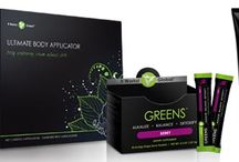 It Works!  / Get that jump start on  your weightloss program, maintain a healthy lifestyle, and boost exercise results with It Works! products!! Visit margo.myitworks.com to order!!  / by Margo Johnston