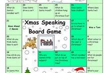 English lessons - Christmas