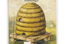 Vintage Bees & Honey Images / A growing collection of vintage bees and honey images in the public domain.  Great for school projects, arts and crafts projects, classroom activities, coloring books, and more!