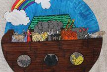 Old Testament Crafts / Crafts based on Old Testament stories for younger children