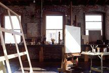 Atelier / Büro