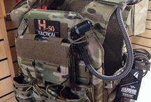 Chalecos Tácticos / Todo sobre chalecos tácticos para militares y policías