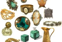 Collections of Antique and Vintage