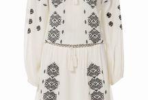 Embroidered Dresses | Dresslover ♥