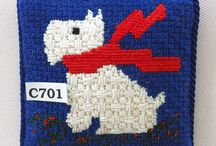 Needlepoint for Dog People